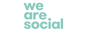 13 We are social